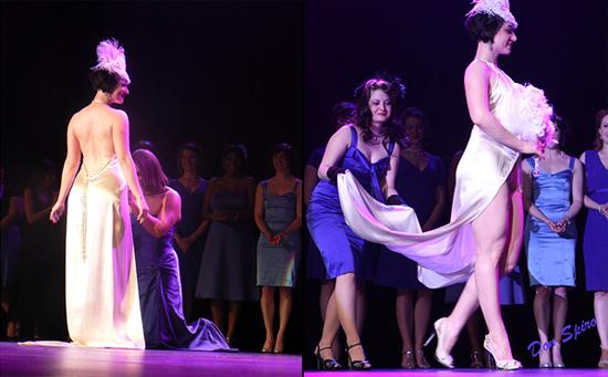 Here Comes the Bride... (Left: ©21CP  Right: ©Don Spiro)