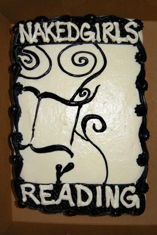 The NGR Birthday Cake! (©PEZ Photo)