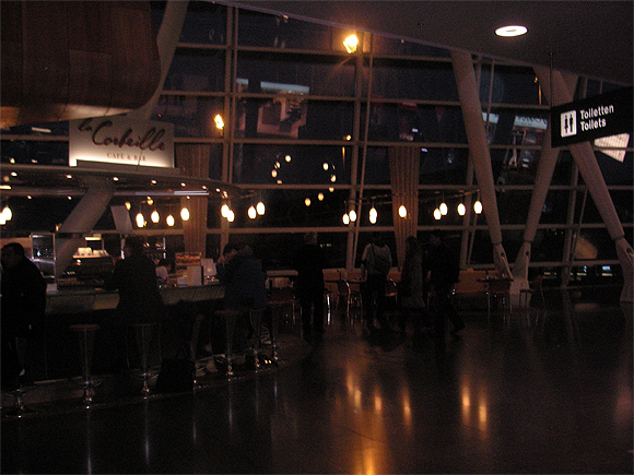 Zurich Airport...