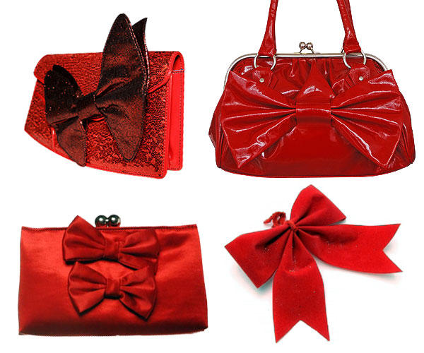 Red Bags (©Dolly Dagger and PinupGirlClothing)