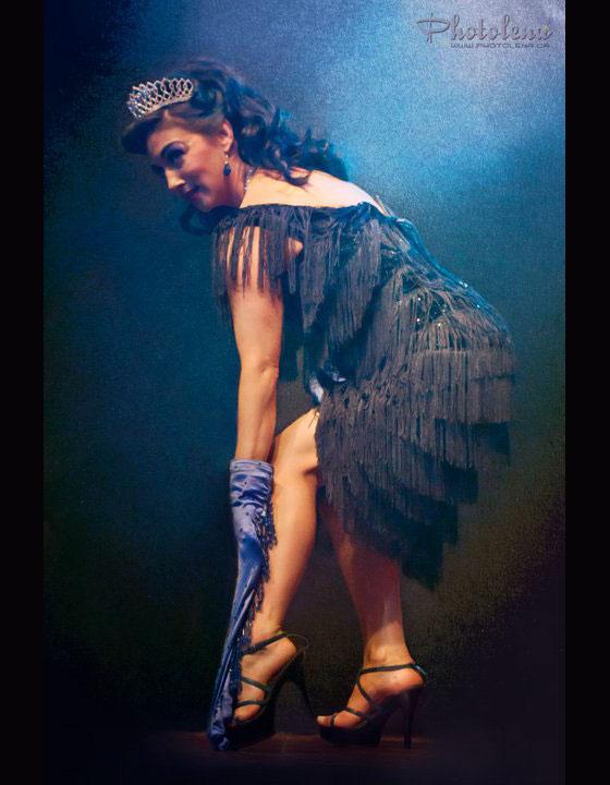 Miss Indigo Blue   ©Olena Sullivan - Photolena (www.photolena.ca)