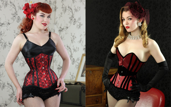 Fabulous Corsets from What Katie Did (©What Katie Did)