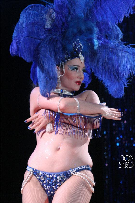 Indigo Blue, TOR 2005. ©Don Spiro