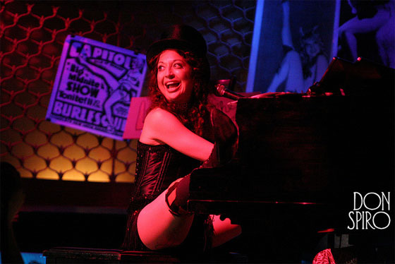 Kitten on the Keys, TOR 2005. ©Don Spiro