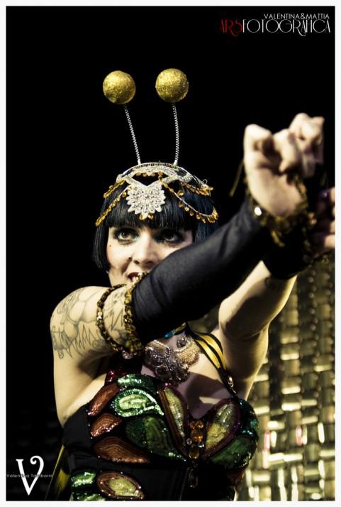 Cleo Viper, by Valentina Tamborra.