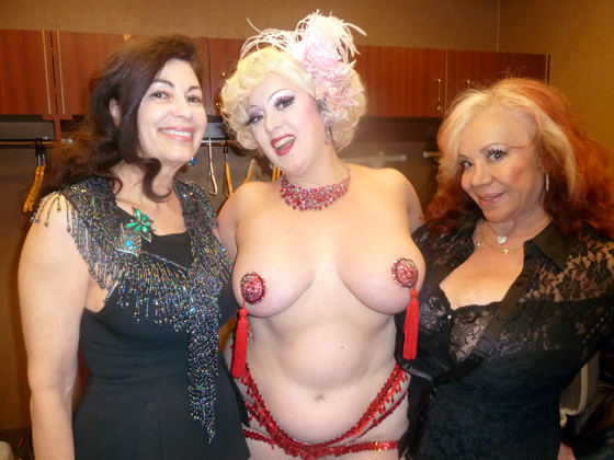 Dirty with Kitten Natividad and Shannon Doah.  ©Dirty Martini