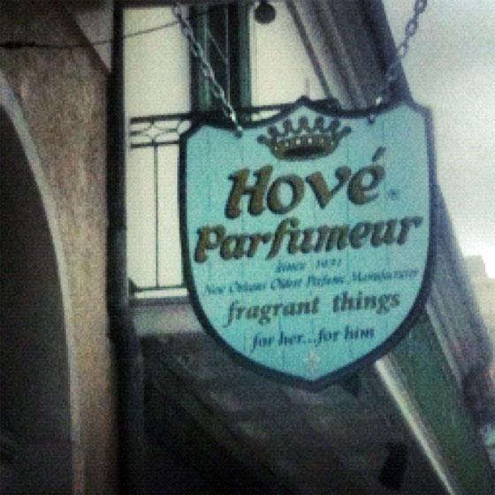 Hove Parfumeur.